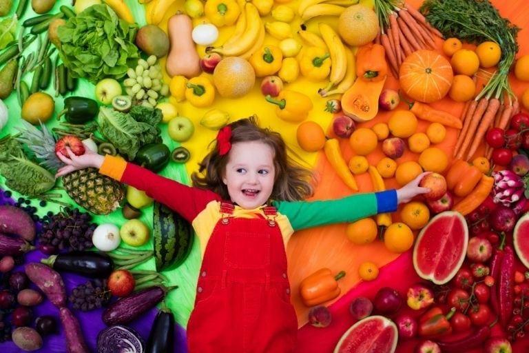 Nutrition Scotland - Encouraging variety in children's diets